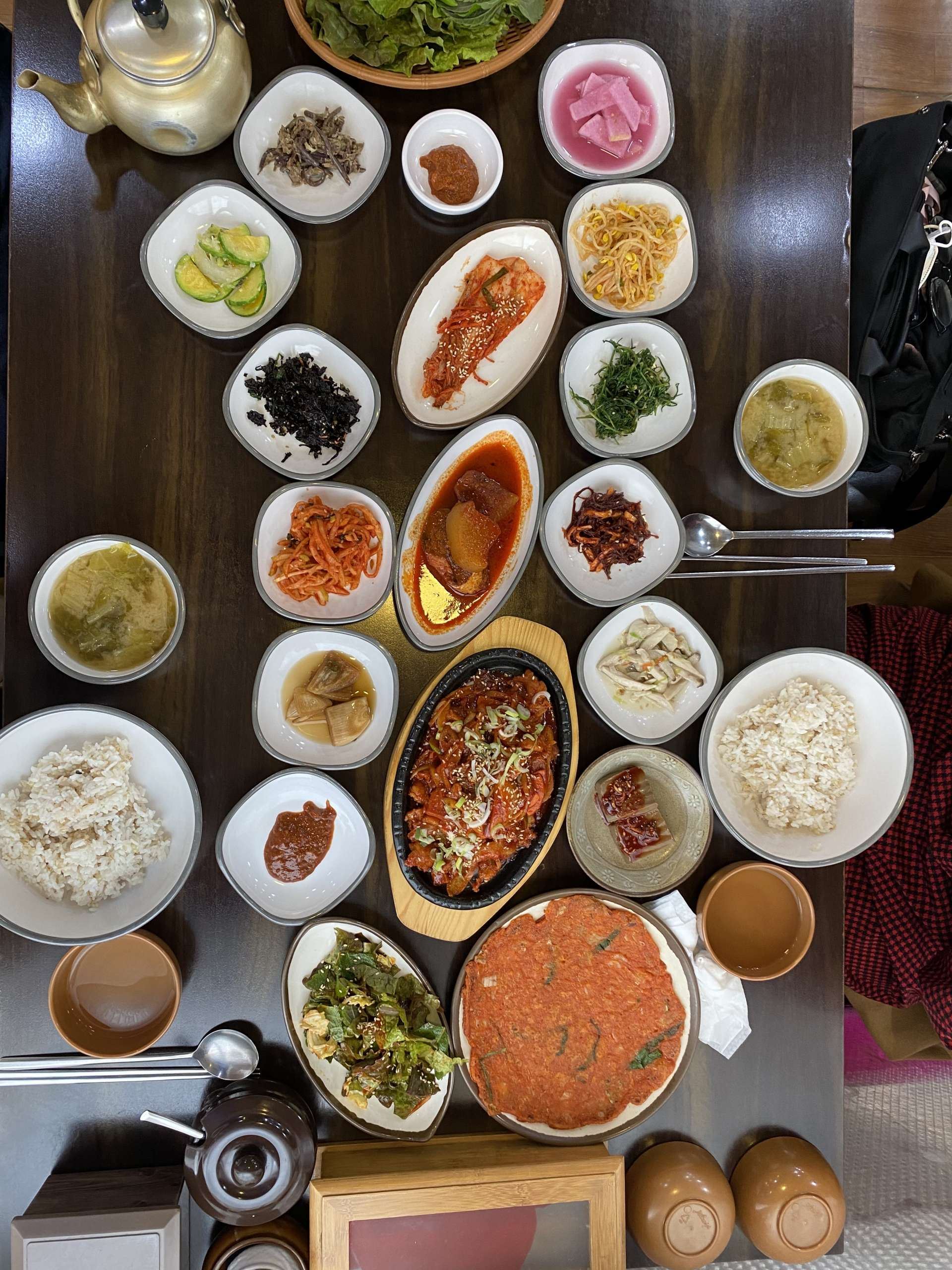 gwangju food restaurant
